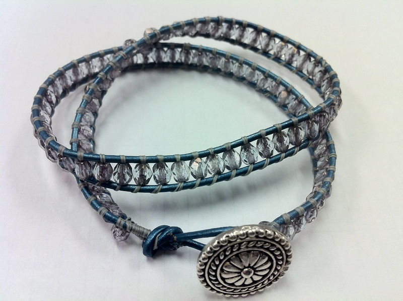 Urban Wrap Around Bracelet