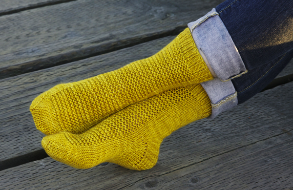 Learn To Knit Socks with Stacie