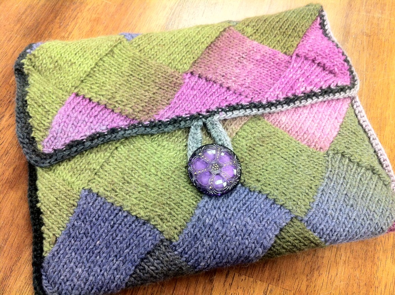 Entrelac Tablet Case